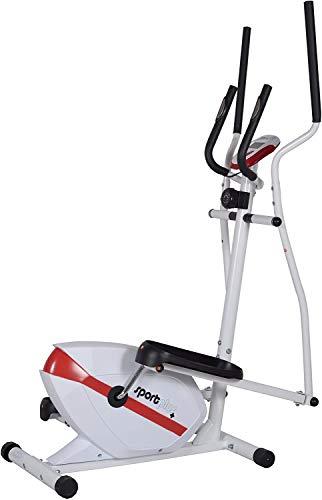 Sportplus Sp-Et-2408-R, Crosstrainer Unisex Adulto, Multicolore, Taglia Unica
