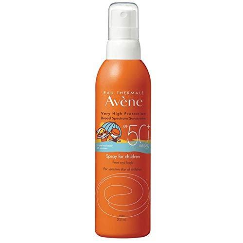 Avene Solare Latte Bambino Spray SPF 50-200 ml