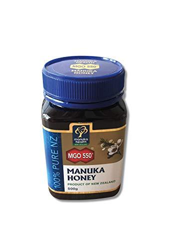 Manuka Miele di Manuka MGO 550 da 500 Gr