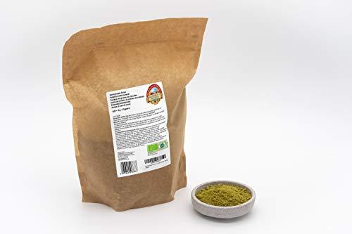 Proteine di semi di zucca Bio 57% proteine 1 kg in Polvere organic pumpkin seed protein powder