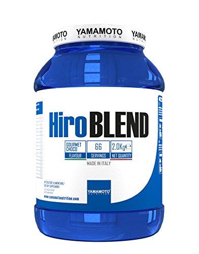 Yamamoto Nutrition Hiro BLEND® (Egg Protein) (Cioccolato, 2000 grammi)
