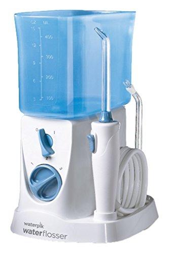 Waterpik WP250 Idropulsore Compatto per la Famiglia, Bianco