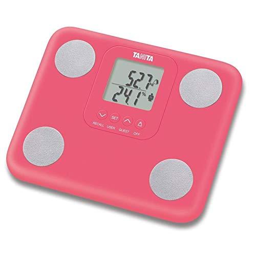 Tanita BC730PK36 Scale, Red, lcd