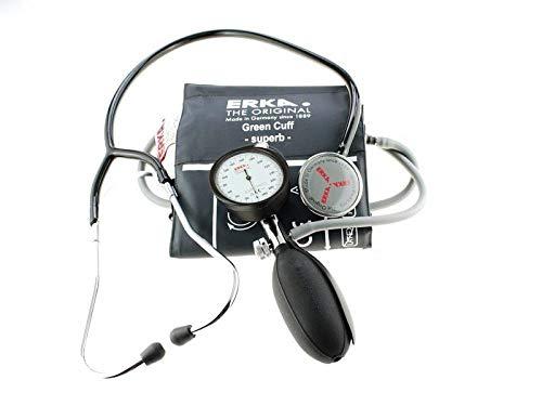 Sfigmomanometro ERKA Kobitest con stetoscopio