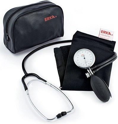 Sfigmomanometro ERKA Simplitest con stetoscopio