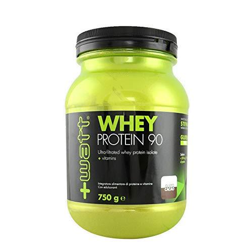 +Watt whey protein 90 750 gr cioccolato