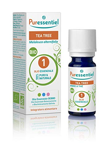 Puressentiel Olio Essenziale Tea Tree Bio - 10 ml