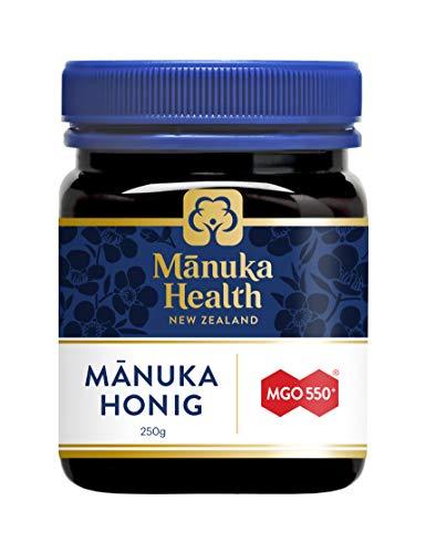 Manuka Health Mgo 550+ Miele Di Manuka, 250 G