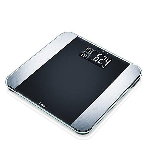 Beurer BF Limited Edition Bilancia Diagnostica con Ampio Display LCD Retroilluminato