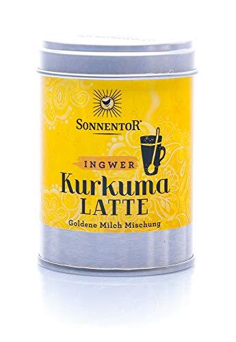 Sonnetor - Latte con zenzero bio, 60 g