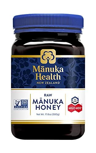 Manuka Health Mgo 400+ Manuka Honey, 500 G Multicolore