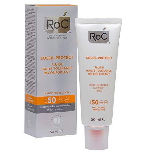 RoC Crema Viso Comfort 50 SPF 50 ml