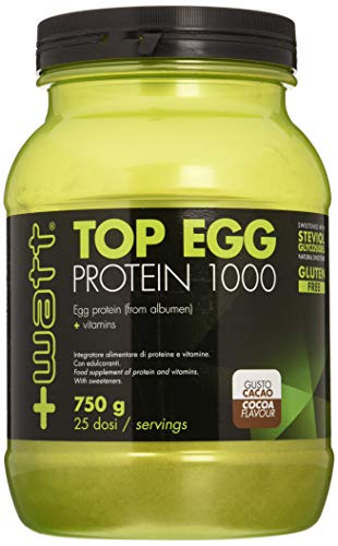 Top Egg Protein 1000 - +Watt - Proteine dell' Uovo Cacao 750g