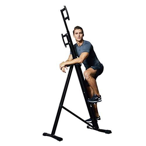 FZYE Climber Vertical Climbing Cardio Exercise Machine Space Walker Climbing Machine Attrezzatura per Il Fitness Domestico per l'allenamento a intervalli ad Alta intensità