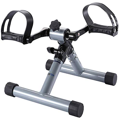 FITODO Pedaliera Pedal Trainer Mini Cyclette per Riabilitazione Pieghevole