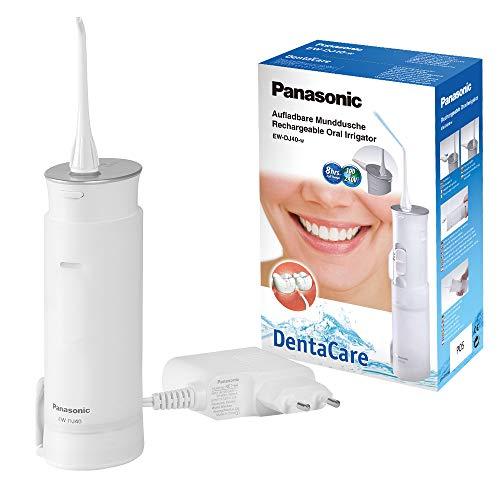 Panasonic EW-DJ40-W503 Idropulsore Orale senza Fili a Scomparsa, Ricaricabile, Bianco