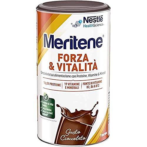 Meritene Forza & Vitalita Gusto Cioccolato, 270g