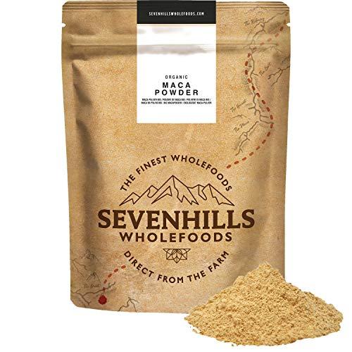 Sevenhills Wholefoods Polvere Di Maca Crudo Bio 1kg