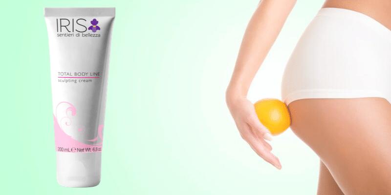 Sculpting Cream Iris crema anticellulite della linea Total Body Line, funziona davvero Opinioni, recensioni, prezzo, dove acquistare