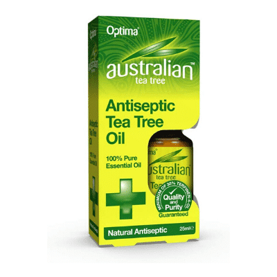 Olio essenziale di Tea Tree puro al 100% - Optima Naturals