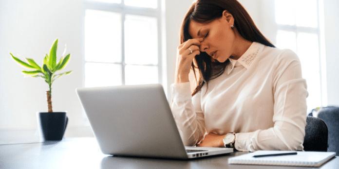 Il burnout influisce negativamente sulla salute del cuore