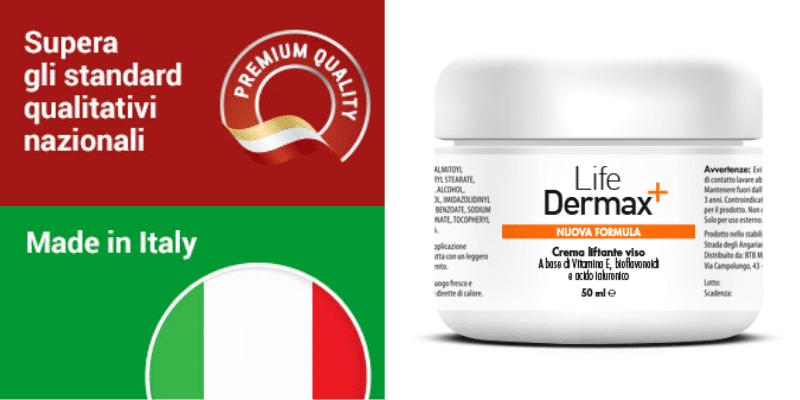 Life Dermax crema antirughe