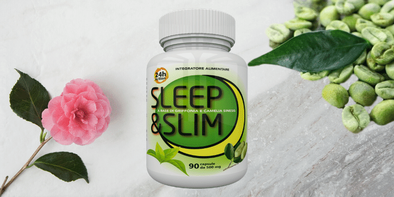Total Slim Program, sleep + slim, ingredienti _ griffonia e camelia