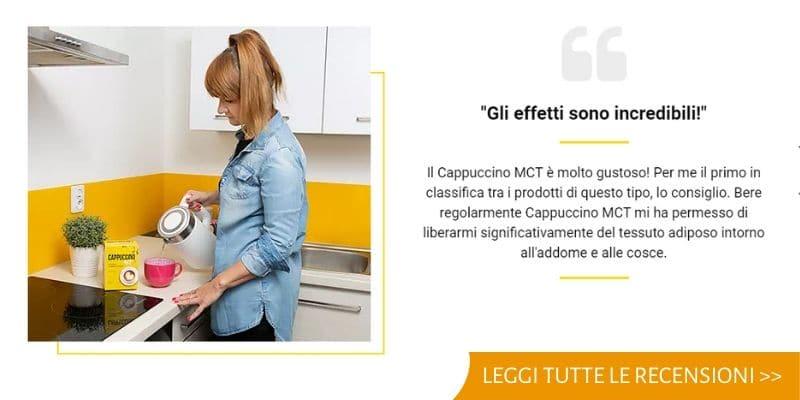 Cappuccino MCT recensioni
