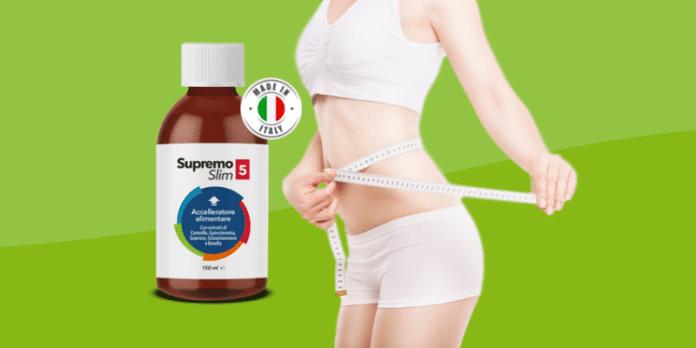 Supremo Slim 5 funziona davvero o è una truffa - opinioni, recensioni, ingredienti, benefici, controindicazioni, prezzo su questo integratore dimagrante e drenante