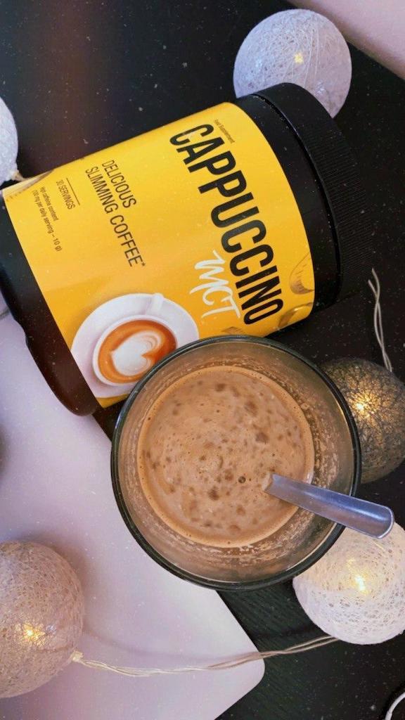 cappuccino mct - foto prodotto 2