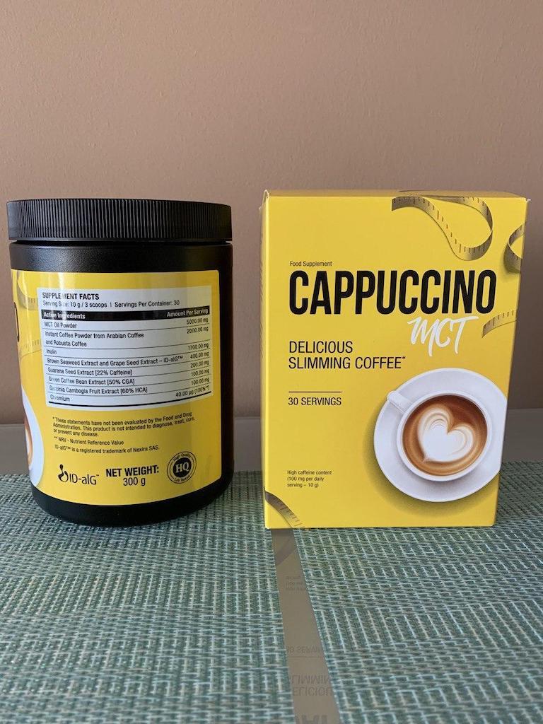 cappuccino mct - foto prodotto