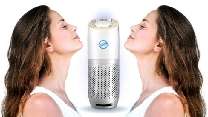AirLover purificatore aria portatile