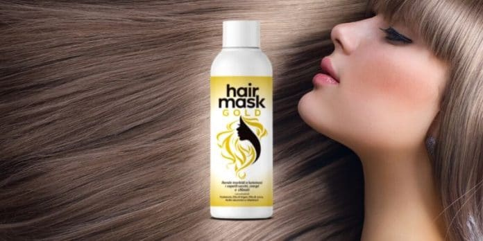 hair mask gold natural fit htf