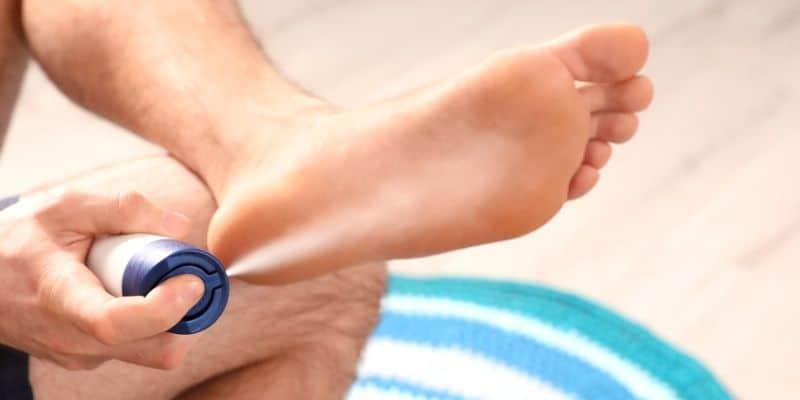 deodorante piedi