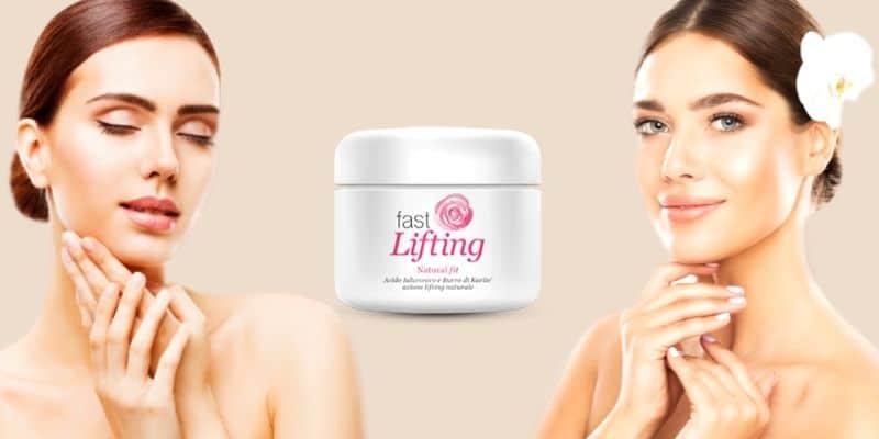 Fast Lifting crema antirughe Natural Fit - Opinioni..