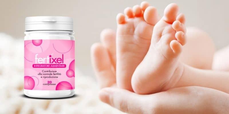 fertixel integratore per rimanere incinta