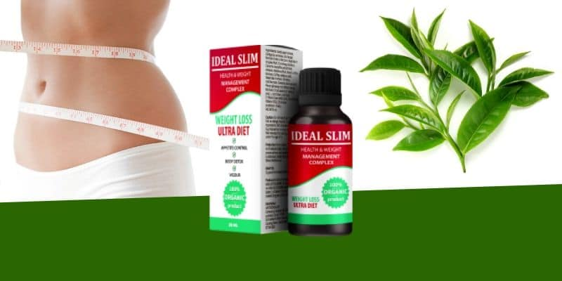 Ideal Slim picaturi - opinii, preț, în cazul în care să cumpere, ingrediente, cum funcționează?