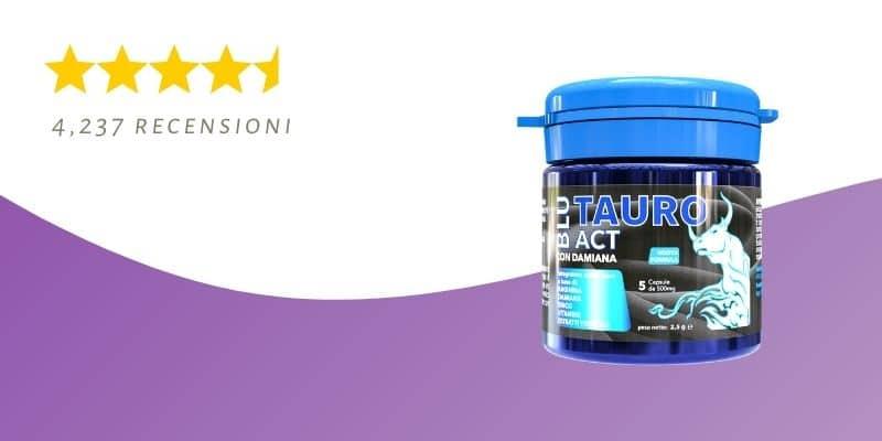 blu tauro act recensioni