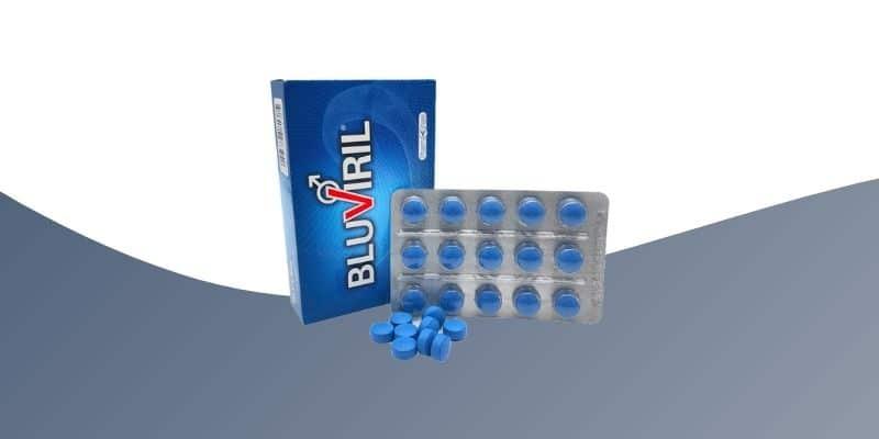 bluviril compresse erezione