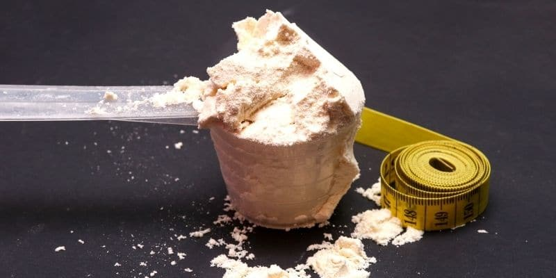 come assumere le proteine in polvere