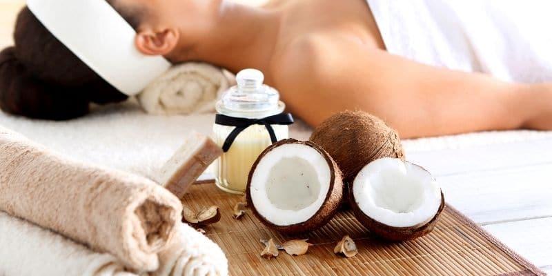 olio di cocco usi cosmetici