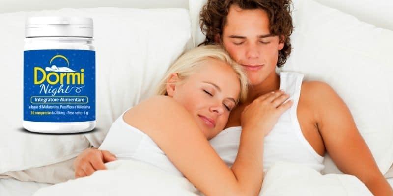 integratore per dormire