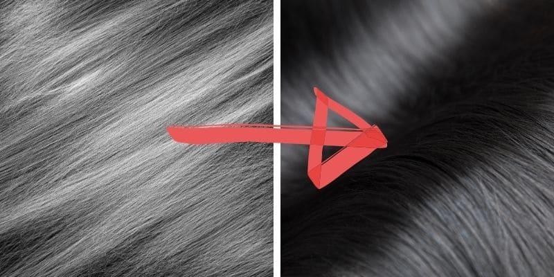 rimedio contro i capelli grigi