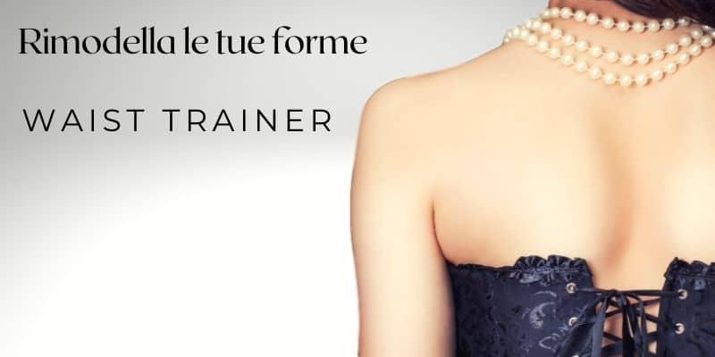 corsetto waist trainer