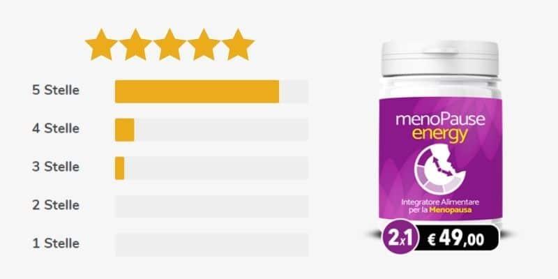 menopause energy recensioni