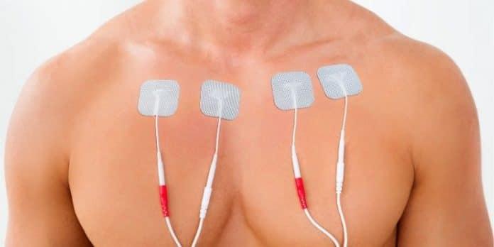 elettrodi elettrostimolatore