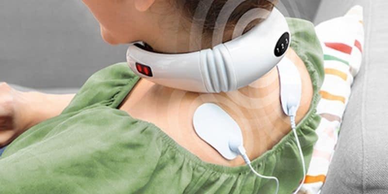 massaggiatore neck ring