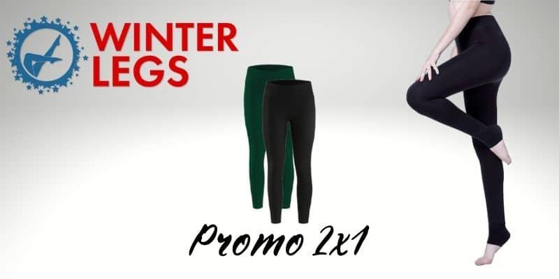 winter legs leggings modellanti