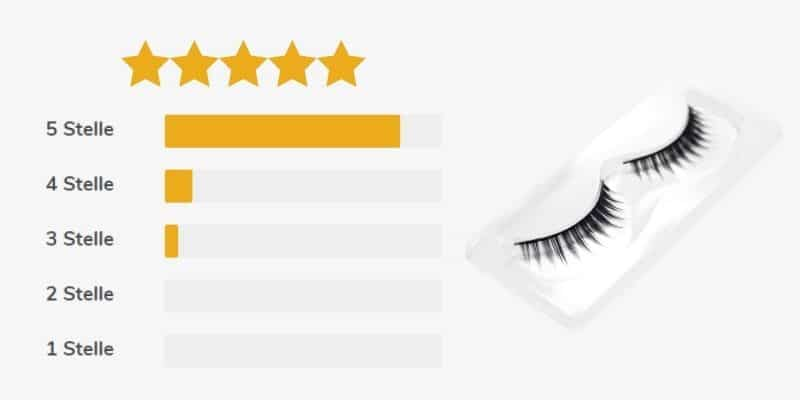 black eyelashes recensioni