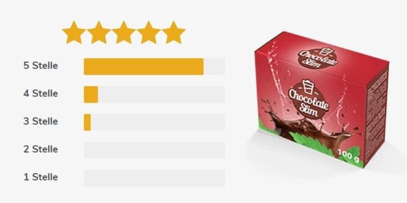 chocolate slim recensioni